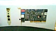 SIIG SoundWave 5.1 PCI-LP (LP-000022-S2) Sound Card low-profile desktop sysyems
