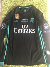 Maillot Real Madrid CR7 Finale Super Cup Europe