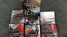 5000 Years of Magnificent Wonders, Good DVD, ,