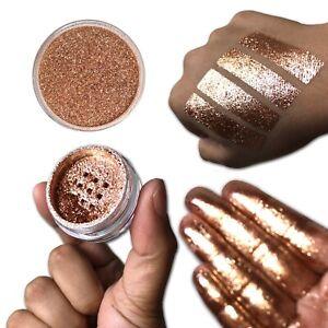 Loose Pigment Nail Dust Powder Glitter Eyeshadow Dazzle Shimmer Luxury Makeup