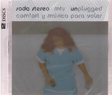 CD/DVD - Soda Stereo MTV Unplugged Comfort y Musica Para Volar  FAST SHIPPING !