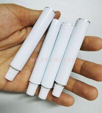 5ml 70mm Aluminum Empty Toothpaste Tubes Unsealing Button Needle Cap Unsealed