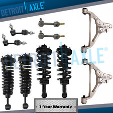10pc Front Rear Strut & Lower Control Arm Links 2003 2004 2005 Ford Expedition