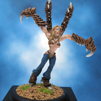 Painted Ral Partha Miniature The Transformed