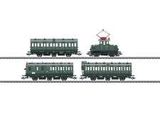 Märklin 26195 Coche de pasajeros CON E 69 de DB y vagón de compartimentos #