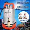 DC 12/24/48V Solar Submersible Water Pump Electric Large Flow For Farm Ranch AU