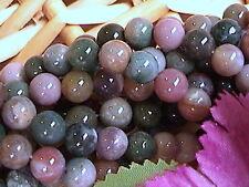 20 x NATURAL FANCY JASPER beads, 8mm, round