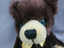 BEN BRIDGE JEWELRY RING BOX TEDDY PLUSH GIFT STUFFED ANIMAL BROWN BEAR VALENTINE