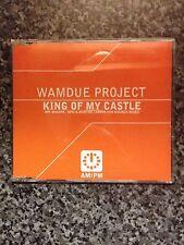 Wamdue Project – King Of My Castle - CD Single