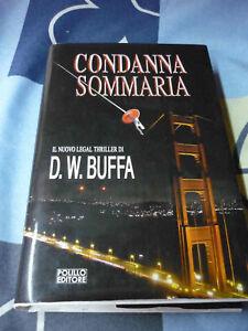 Condanna sommaria D. W. Buffa