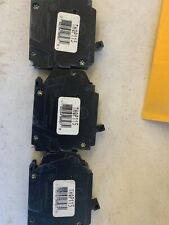 3 Ge Thqp115 1 Pole 15 Amp And 20 Amp 120240vac Plug In Mini Thin Breakers