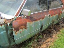 70 CADILLAC DEVILLE 4 DOOR LEFT DRIVER FRONT DOOR CENTER TRIM MOLDING 1970