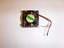 PC CPU COOLER FAN DC 12V .9W