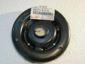 48471-41012 Toyota Seat, front coil spring, upper rh 4847141012, New Genuine OEM