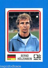 WORLD CUP STORY Panini - Figurina-Sticker n. 74 - HOLZENBEIN -BRD-MONACO 74-New