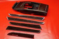 Audi A6 4F C6 Dekorleisten Zierleisten Innenraum Leiste Edelholz Holz Kessy /1X