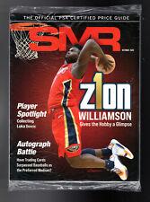 SMR PSA Price Guide MAGAZINE Zion Williamson October 2020 NEW SEALED in Shrink
