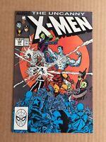 Uncanny X-Men #229 ~ Marvel Comics Wolverine ~ 1st App. Reavers