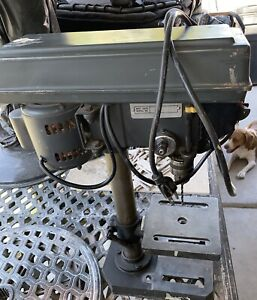 """Central Machinery,  Speed Bench Drill Press Portable Pedestal 8"""""""