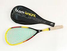 Black Knight Mirage Yellow Graphite Squash Racquet 135g RF90 SQ-7740 Carbon 4