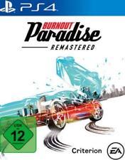 Playstation 4 BURNOUT PARADISE Remastered NEU