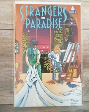 Strangers in Paradise #1 3rd print ABSTRACT STUDIOS