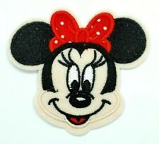 Minnie Mouse Iron On Clothing Patches 1746