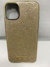 "Original Kate Spade Wrap Case for Apple iPhone 11  (6.1"") Gold Munera Ks38"