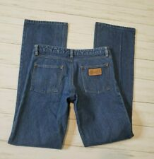 Wrangler Womens Jeans Button Fly Size 25 x 33