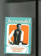 COFFRET FERNANDEL 3 DVD