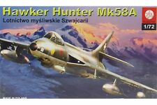 PLASTYK S038 1/72 Hawker Hunter Mk.58A
