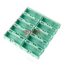 5pcs SMT SMD Kit Lab chip Components Screw Storage Box Case