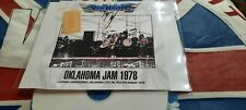 VAN HALEN OKLAHOMA JAM  1978 USA CD import Live Concert CD-R rare EDDIE LIMITED