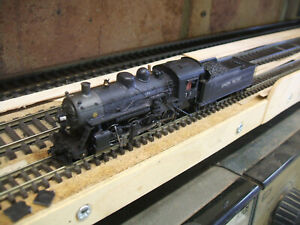 BACHMANN UP DCC FITTED N GAUGE CONSOLIDATION 2-8-0