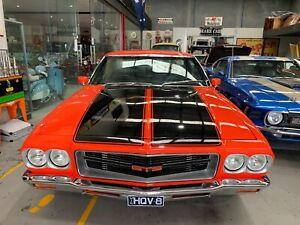 1971 HQ HOLDEN MONARO GTS TRIBUTE 350 V8 AUTO  STUNNING CONDITION