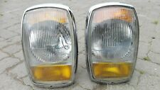 Mercedes W114/W115 200 220 240 280 E C CE Coupe HELLA Yellow Euro Headlights Fog