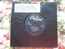 Bonnie Raitt – Not The Only One Capitol Records CL 627 UK Vinyl 7 inch 45 Single
