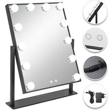 Hollywood Table Top Makeup Mirror Vanity Mirror with 14 LED Dimmable Bulb