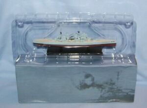 Deagostini HMS Prince Of Wales Ship Boxed New Free P&P