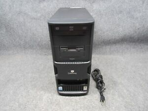 Gateway E-2600D Intel Pentium D 2.8GHz 250GB HDD 1GB RAM DVD_DLRW