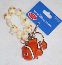 Disney Nemo Finding Nemo popcorn key chain popcorn bucket type Nemo & Friends