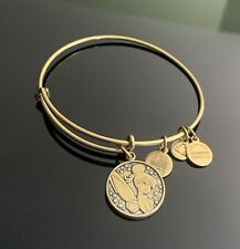 Alex and Ani Disney Tinklerbell bangle bracelet