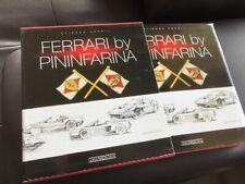 Ferrari By Pininfarina Etienne Cornil Giorgio Nada 1998 Hardcover Book
