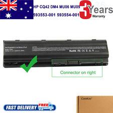 Notebook Laptop Battery for HP MU06 MU09 SPARE 593554-001 593553-001 2h+