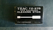 TEAC TZ-275 Tape Recorder Cleaning Kit No Solution PreOwned-NonProfit Org