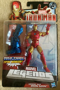 Marvel Legends Heroic Age IRON MAN