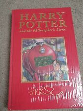 Harry Potter and the Philosopher's Stone Deluxe Edition Sealed (Hardback 1999)
