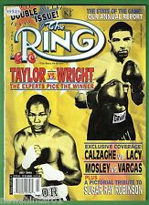 #BB.  THE RING BOXING MAGAZINE, JULY 2006