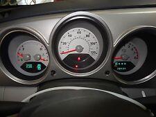 OEM PT CRUISER SPEEDOMETER 2006 2007 2008 (28,434 MILES) EXC. GT (INFO DISPLAY)