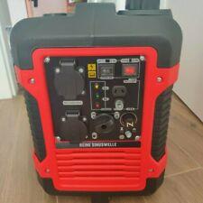 STIER Stromerzeuger Premium SNS-190, Strom Generator, Benzin, 4l Tankvolumen